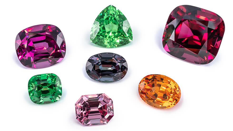 How does coloured gemstone pricing work?